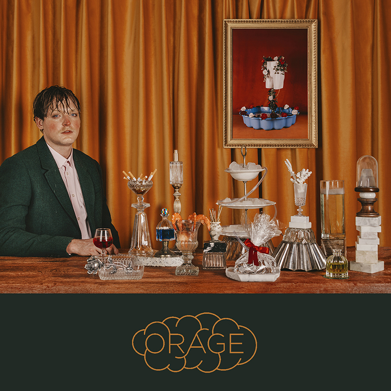 Orage - Cover